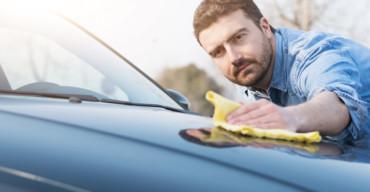 Aprenda como tirar manchas do carro