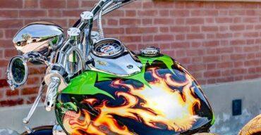 exemplos de motos modificadas