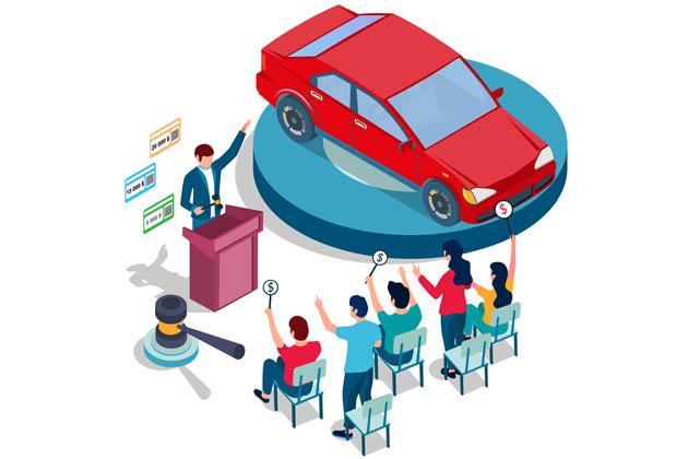 Entenda se Vale a pena comprar carros de leilão