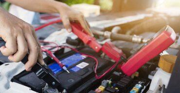 elétrica do carro
